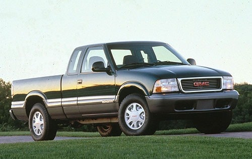 1997 Chevy S10 Extended Cab