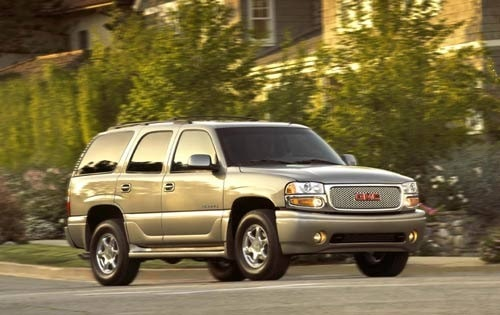 Used 2003 GMC Yukon Pricing For Sale Edmunds