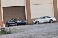 2014 Honda Accord Hybrid vs. 2013 Volkswagen Passat TDI