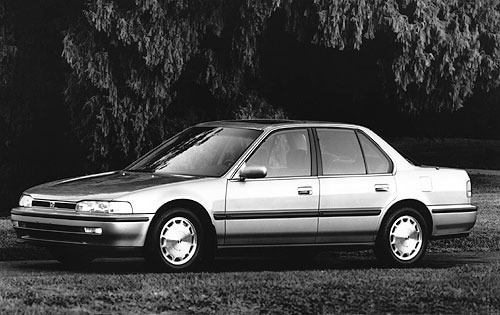 Used 1992 Honda Accord Sedan Pricing For Sale Edmunds