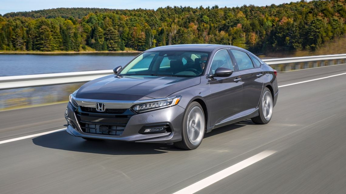 2018 honda accord review & ratings | edmunds