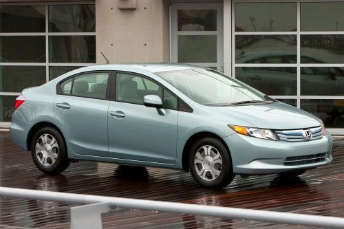 Used 2012 Honda Civic Hybrid Pricing For Sale Edmunds