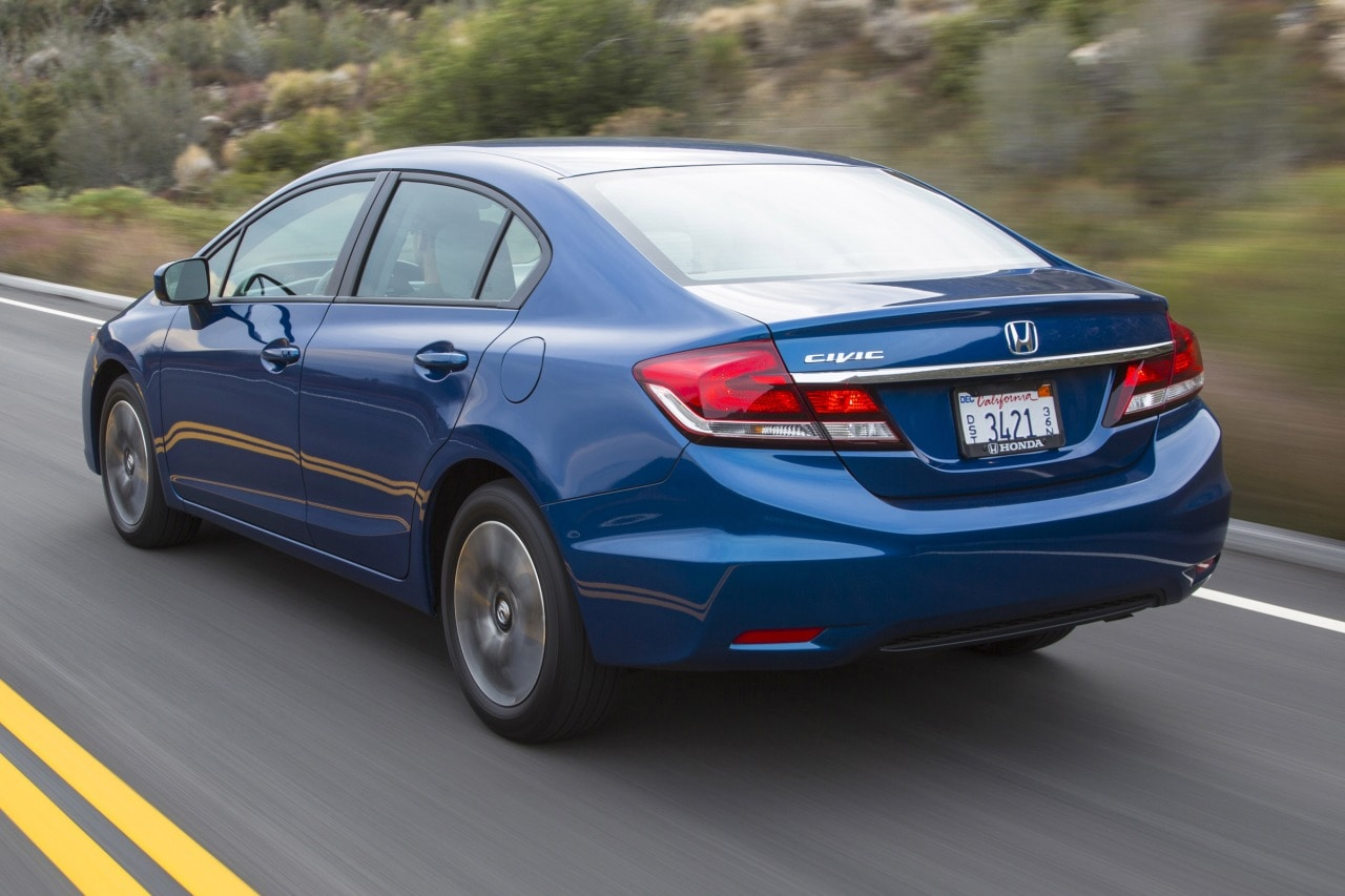 Used 2015 Honda Civic For Sale Pricing Amp Features Edmunds