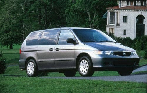 Used 1999 Honda Odyssey Pricing For Sale Edmunds