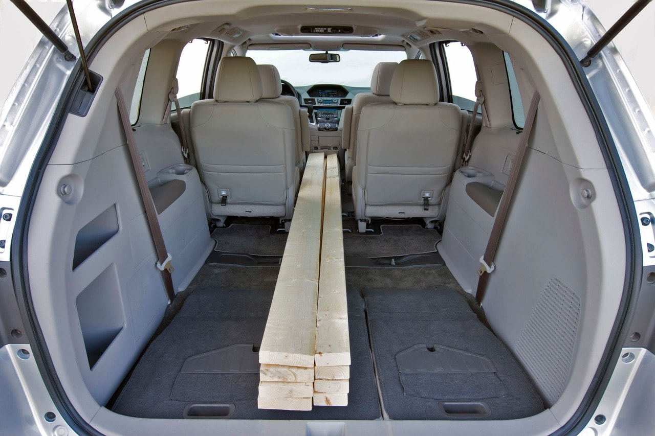 Used 2013 Honda Odyssey For Sale Pricing Amp Features