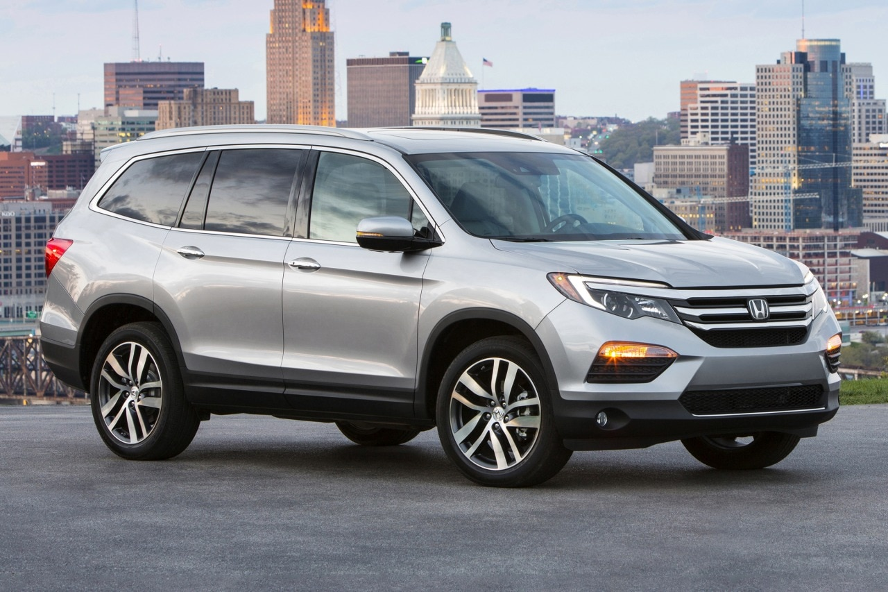 Used 2016 Honda Pilot For Sale Pricing Amp Features Edmunds