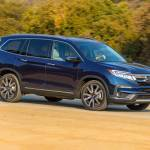 2020 Honda Pilot Prices Reviews And Pictures Edmunds