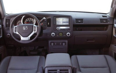 2006 Honda Ridgeline Rtl Features Specs Edmunds