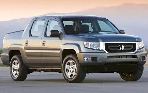 Used 2011 Honda Ridgeline Pricing For Sale Edmunds