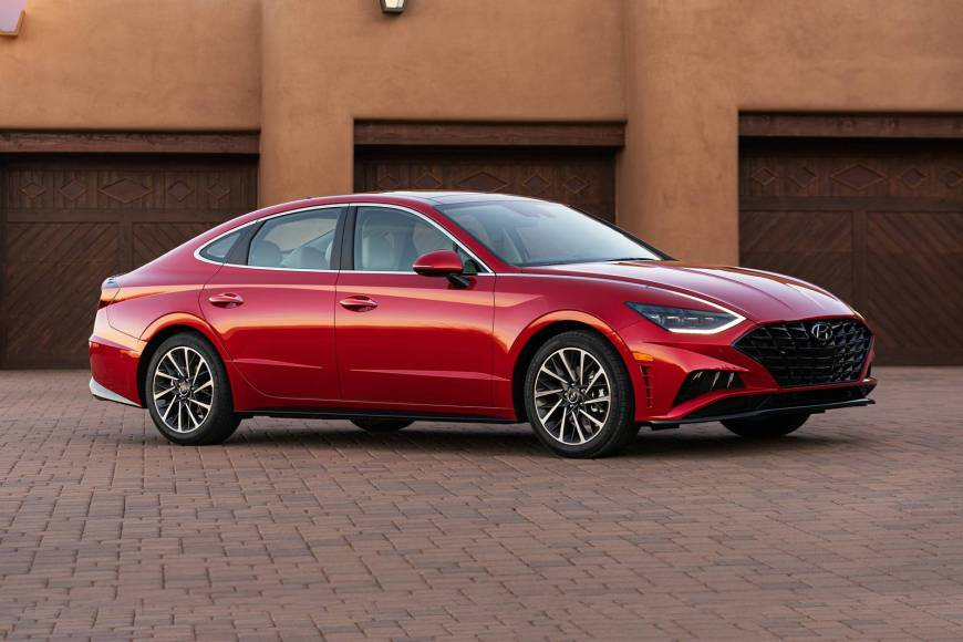2021 Hyundai Sonata Prices, Reviews, and Pictures   Edmunds