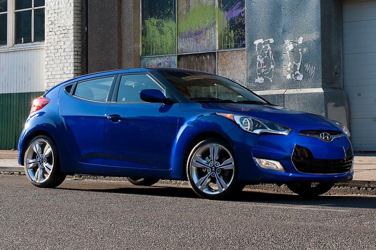 2016 Hyundai Veloster Pricing For Sale Edmunds