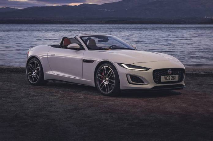 2021 Jaguar F Type R Review Prices And Pictures Edmunds