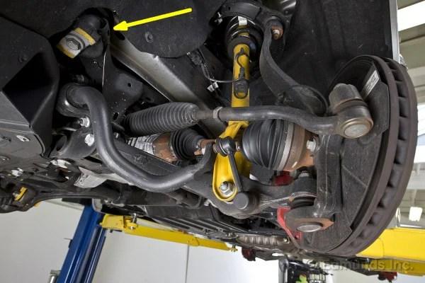 2012 Jeep Grand Cherokee SRT8 Suspension Walkaround On