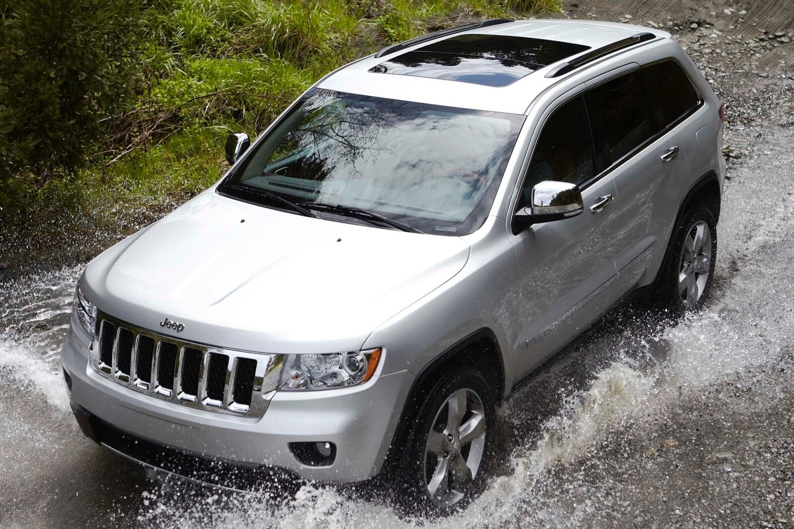 2013 jeep grand cherokee review ratings edmunds
