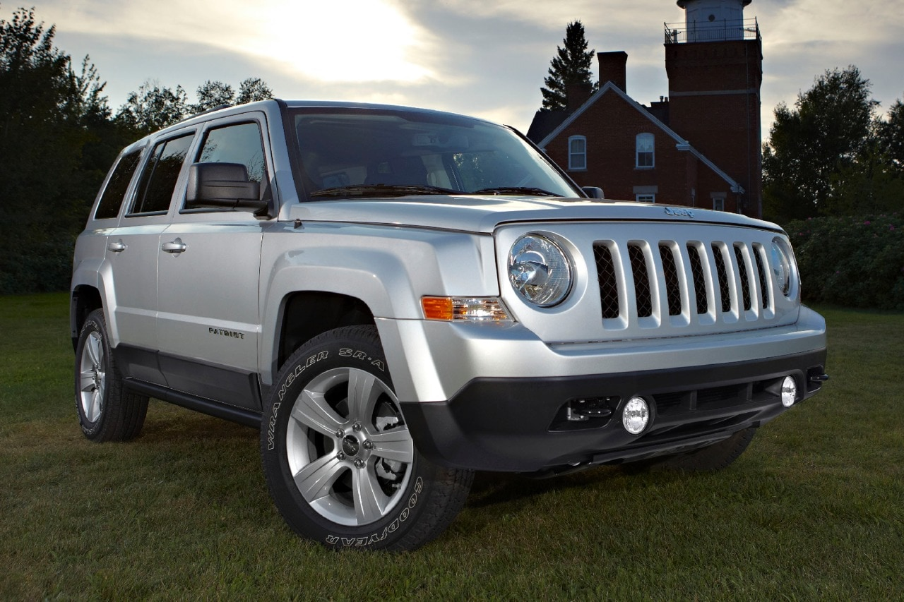 Jeep Patriot Review Edmunds