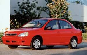 2002 Kia Rio Warning Reviews  Top 10 Problems You Must Know