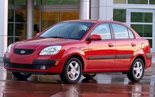 Used 2008 Kia Rio Pricing For Sale Edmunds