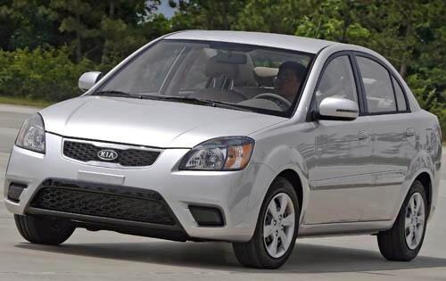 Used 2011 Kia Rio Sedan Pricing For Sale Edmunds