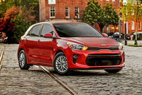 2019 Kia Rio Hatchback Pricing Features Ratings And