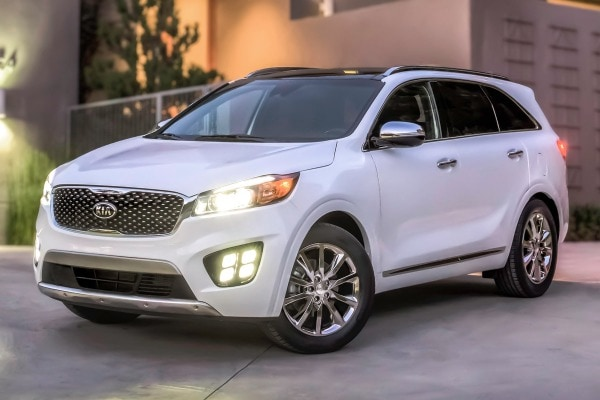 2017 Kia Sorento Limited 4dr SUV Exterior Shown