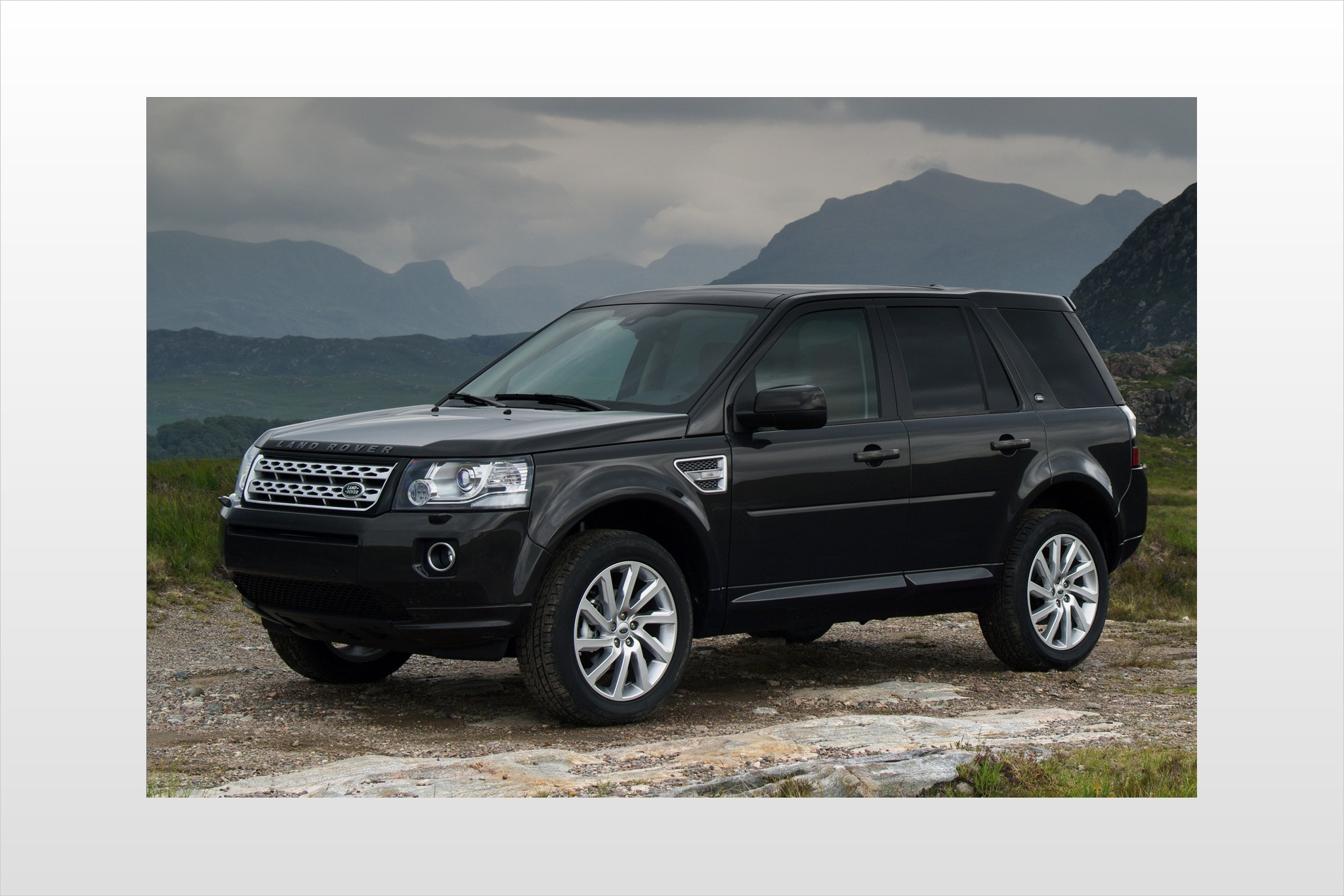 Maintenance Schedule for 2014 Land Rover LR2