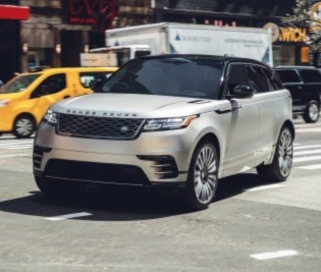 Land Rover Range Rover Velar First Edition Dr Suv Exterior Shown