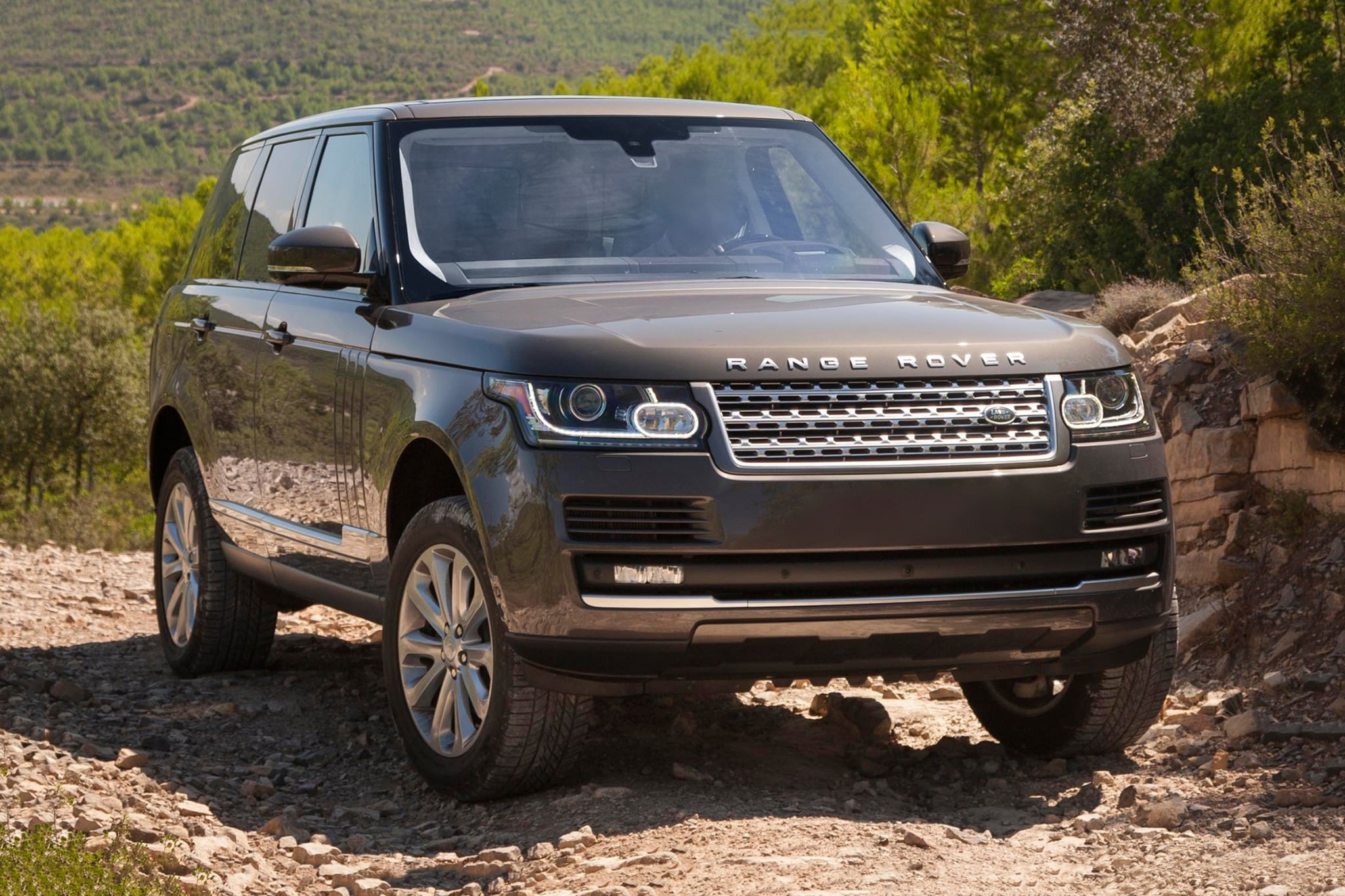 Maintenance Schedule for 2017 Land Rover Range Rover
