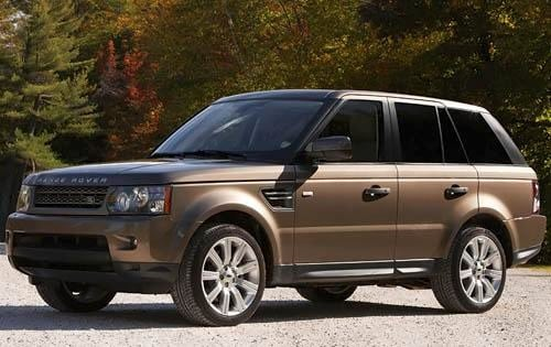 Used 2011 Land Rover Range Rover Sport Suv Pricing For