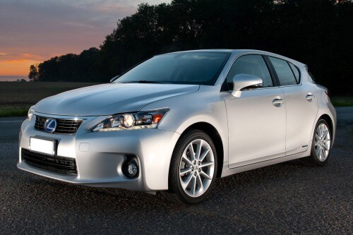 Used 2012 Lexus Ct 200h For Sale Pricing Amp Features