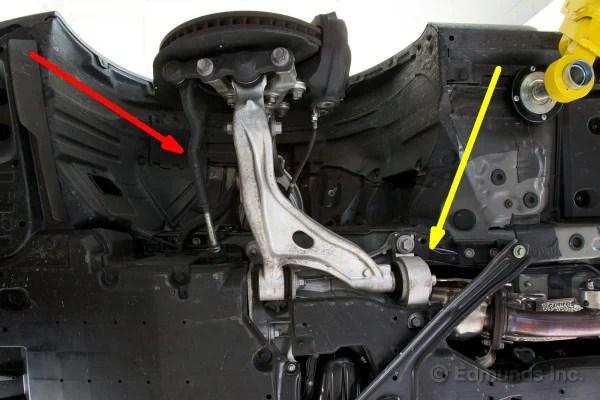 2013 Lexus Gs 350 F Sport Suspension Walkaround On Edmunds Com