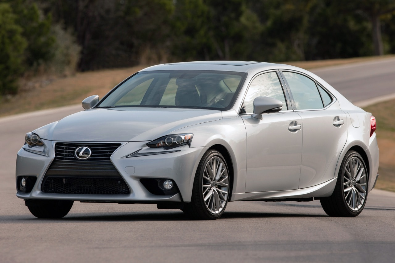 Used Lexus Is 250 For Sale