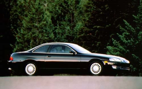 Used 1992 Lexus Sc 300 Pricing For Sale Edmunds