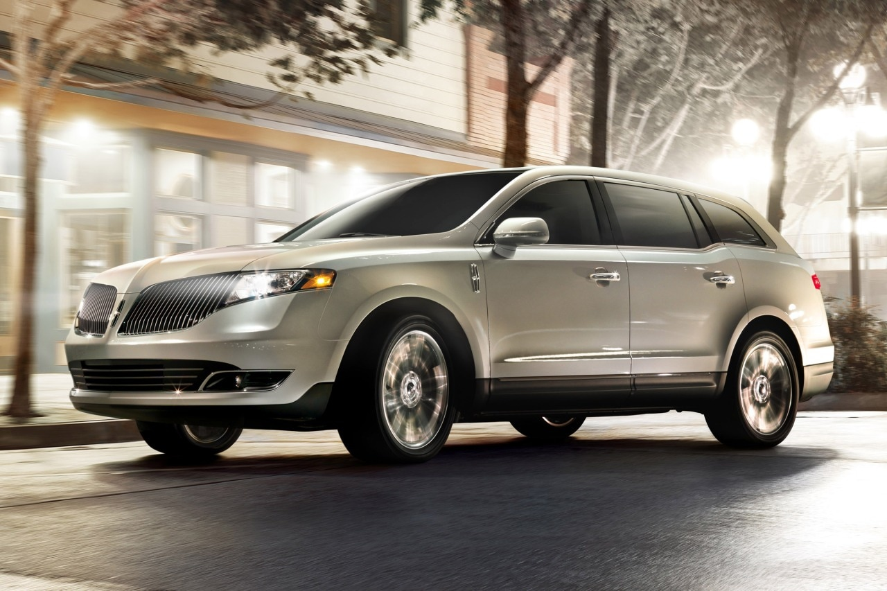 2016 Lincoln Mkt Wagon Pricing For Sale Edmunds