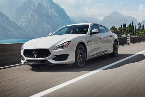 2019 Maserati Quattroporte Prices Reviews And Pictures Edmunds