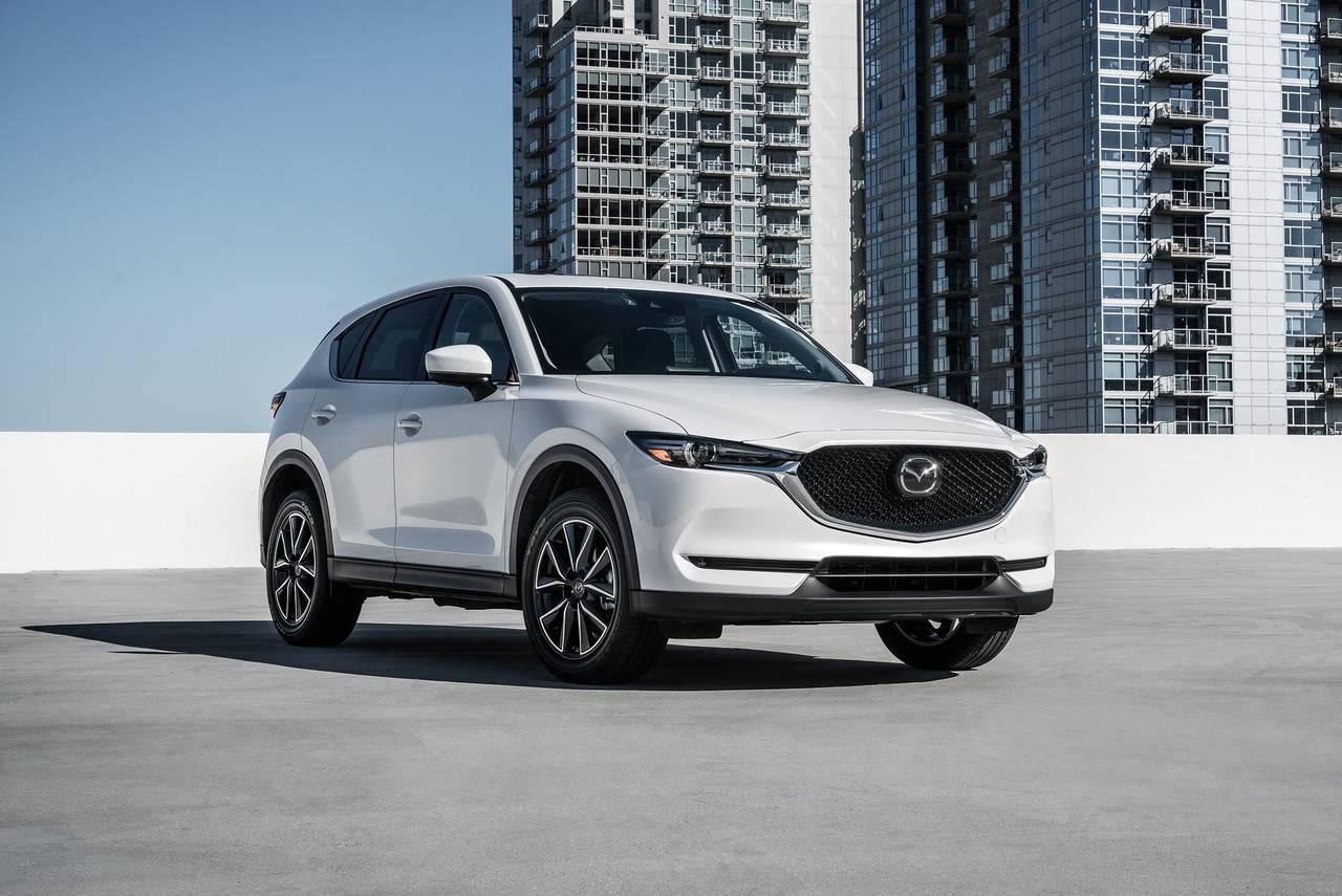 2017 Mazda Cx 5 Suv Pricing For Sale Edmunds
