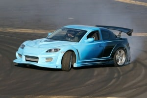 Testing The Turbocharged Mazda RX 8 From The Fast Amp The