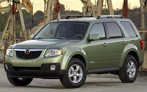 Used 2009 Mazda Tribute Hybrid Suv Pricing For Sale Edmunds