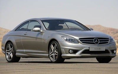 Used 2008 Mercedes-Benz CL-Class CL65 AMG: True Cost to ...