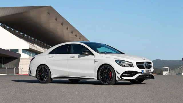 Image result for Mercedes Benz CLA Class 2018