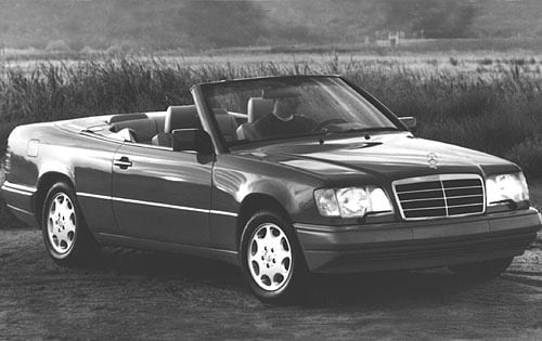 Used 1995 Mercedes Benz E Class Convertible Pricing For