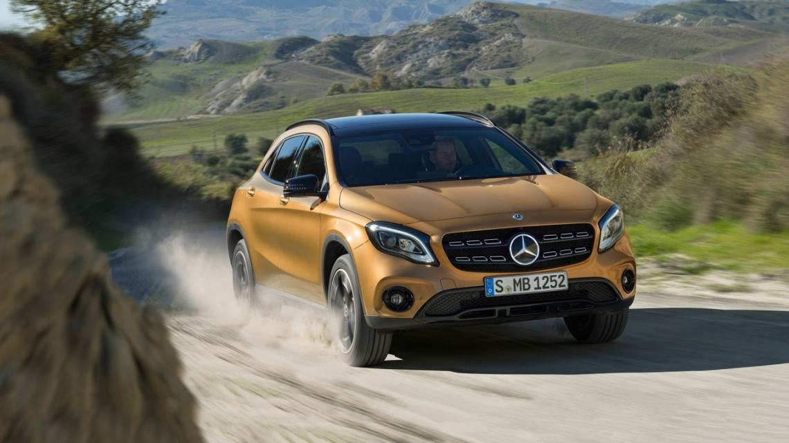 2018 mercedes-benz gla-class suv pricing - for sale | edmunds