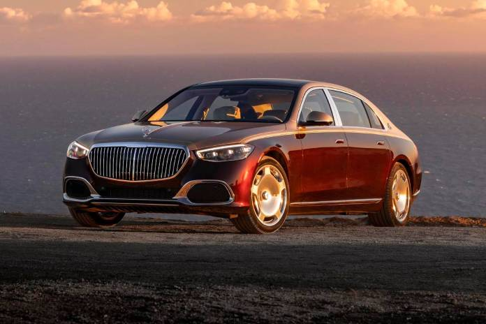 2021 Mercedes Benz Maybach Prices Reviews And Pictures Edmunds