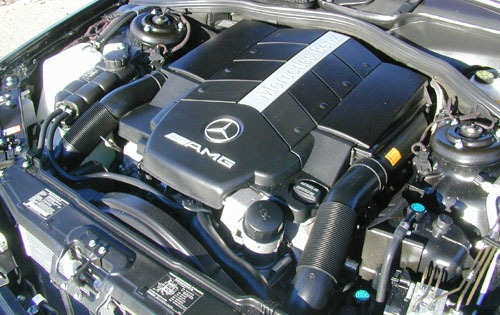 Used 2001 Mercedes Benz S Class S55 Amg Pricing For Sale