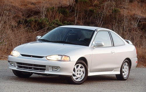 Used 2001 Mitsubishi Mirage Pricing For Sale Edmunds