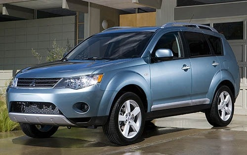 Used 2007 Mitsubishi Outlander Suv Pricing Amp Features