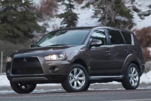 Used 2012 Mitsubishi Outlander SUV Features & Specs | Edmunds
