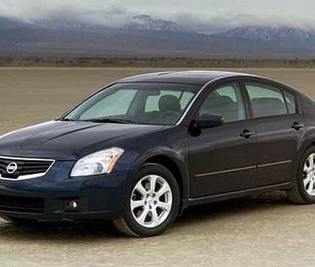 View Photos 2007 Nissan Maxima