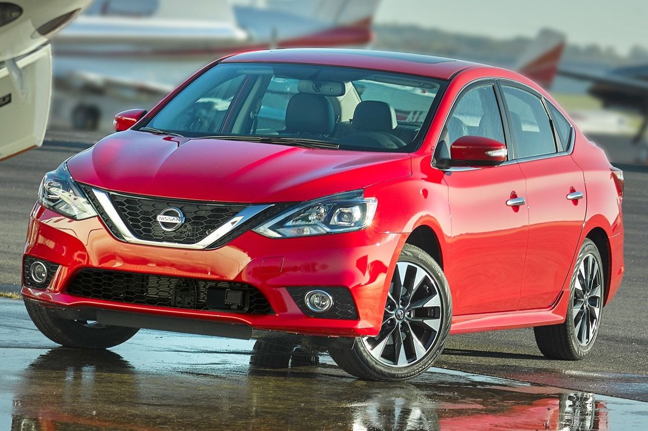 Used 2016 Nissan Sentra For Sale Pricing Amp Features