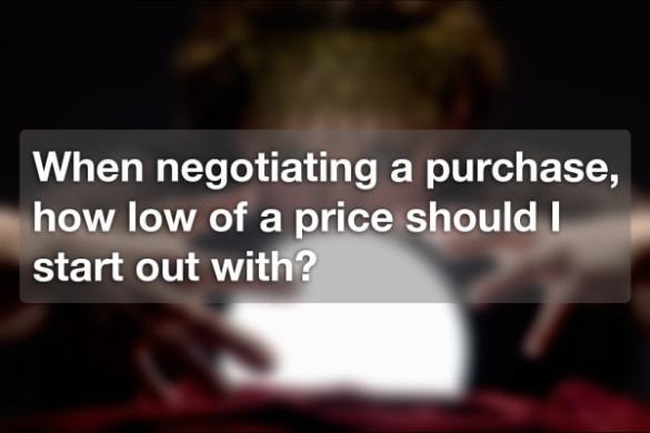 Negotiating Car Prices   Edmunds