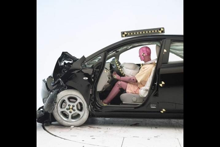 Auto safety ratings